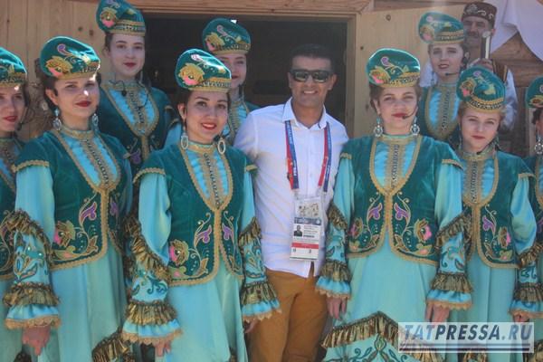 Самые яркие моменты казанского Сабантуя-2018 (ФОТОРЕПОРТАЖ)