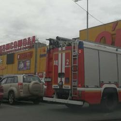 Пожар в ТЦ Иркутска. Восемь детей получили ожоги во время развлекательного шоу