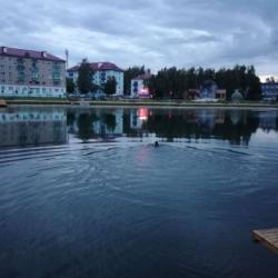В Зеленодольске на городском озере утонул 23-летний парень (ФОТО)