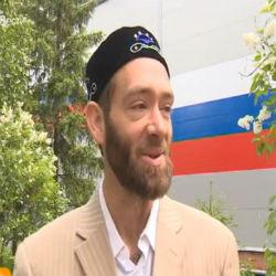 Приключения американского туриста в Татарстане (ВИДЕО)