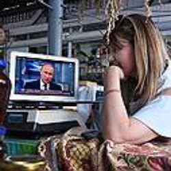 Прямая линия с Владимиром Путиным стала самой непопулярной с 2011 года