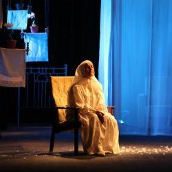 Наиля Гараева сыграет главную роль в спектакле «Белое платье моей матери» Атнинского театра