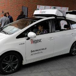 Беспилотный автомобиль доехал из Москвы до Казани (ВИДЕО)