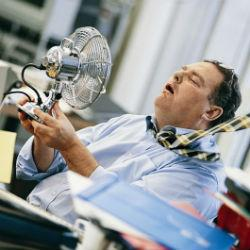 Роструд порекомендовал сократить рабочий день в жару