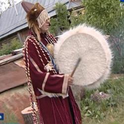 Казанские шаманы бросают неземные силы на победу Сборной России (ВИДЕО)