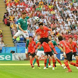 Сборная Южной Кореи вырвала победу у Германии в Казани на последних минутах