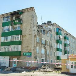 В Заинске скончался третий пострадавший при взрыве газа в доме