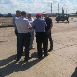 После жалоб на вонь закрыли поля фильтрации сахарного завода в Заинске