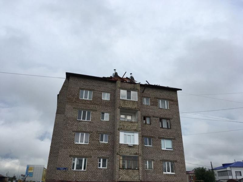 Ветер, сорванные крыши, блэкаут: непогода в Башкирии принесла разрушения (ФОТО)