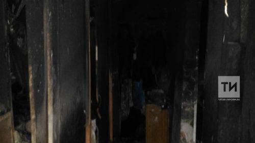 Четырехлетний мальчик сжег квартиру в Бугульминском районе (ФОТО)