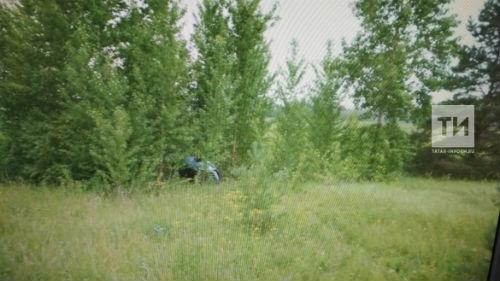 В Татарстане в ДТП разбилась семья с ребенком (ФОТО)