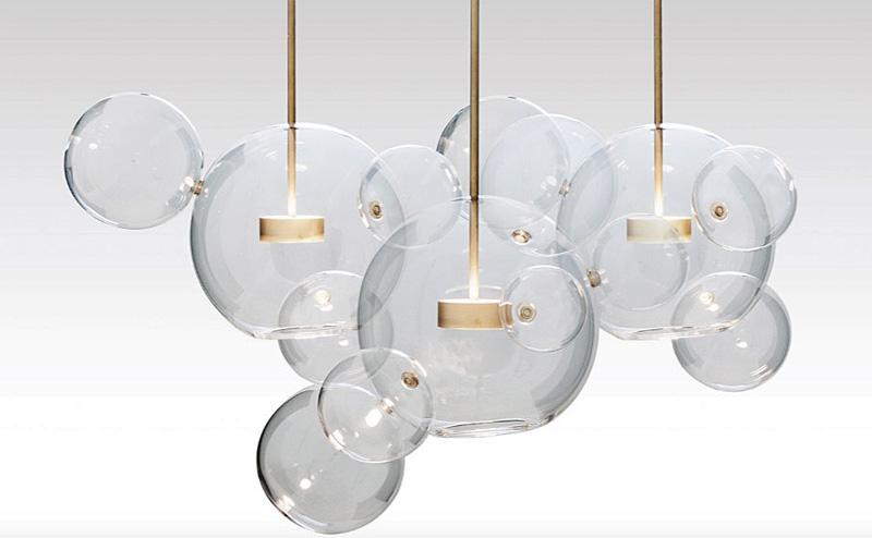 Светильники — важный элемент декора