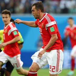 Россия обыграла Испанию и впервые в истории вышла в четвертьфинал ЧМ-2018