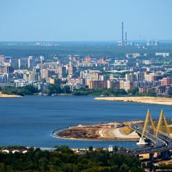 Генплан Казани предложил более щадящий вид застройки берега Казанки