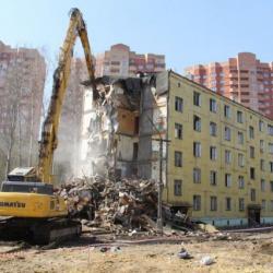 В Казани снесут четыре аварийных дома