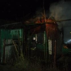 В Муслюмовском районе РТ в собственном доме сгорел хозяин
