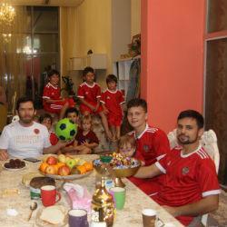 Отец футбольной команды из 11 детей о большом успехе сборной России на Чемпионате мира
