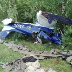 Заместитель полпреда ПФО пострадал в авиакатастрофе в Кировской области