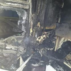 В сгоревшем вагоне поезда Саратов – Адлер ехала выпускница КФУ (ФОТО, ВИДЕО)