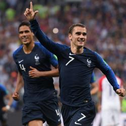 Сборная Франции выиграла чемпионат мира