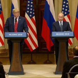 Путин высказался о переговорах с Трампом