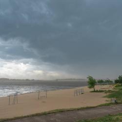 Мальчик из Татарстана умер от удара молнии в Соль-Илецке
