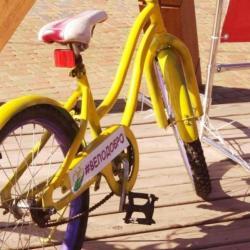 Казанцы могут сдать старые велосипеды и помочь детям