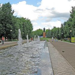 На благоустройство парков в Казани потратят более полумиллиарда рублей