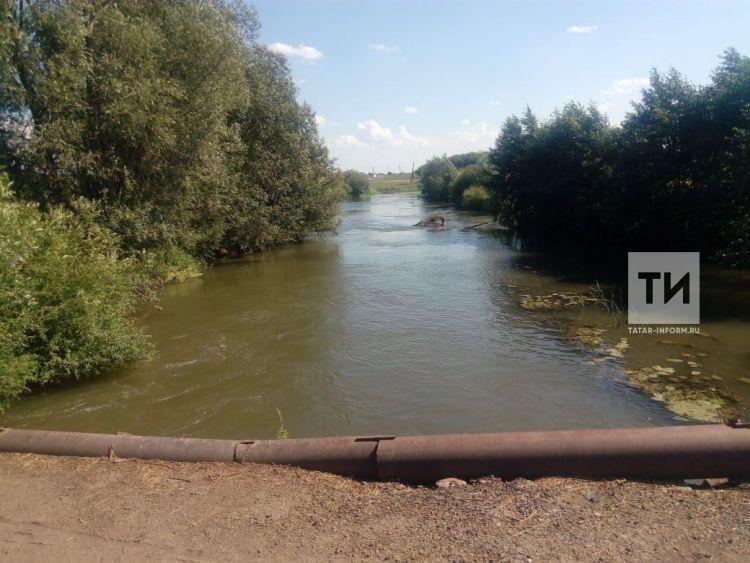 В Нурлатском районе РТ велосипедист обнаружил в реке утонувшего мужчину  (ФОТО)