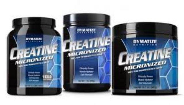 Спортивное питание для набора мышечной массы - креатин