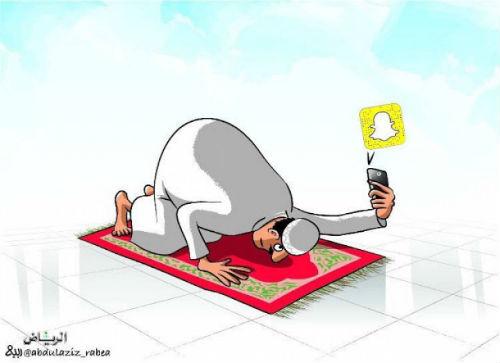 Муфтий Татарстана опубликовал карикатуру на мусульман (ФОТО)