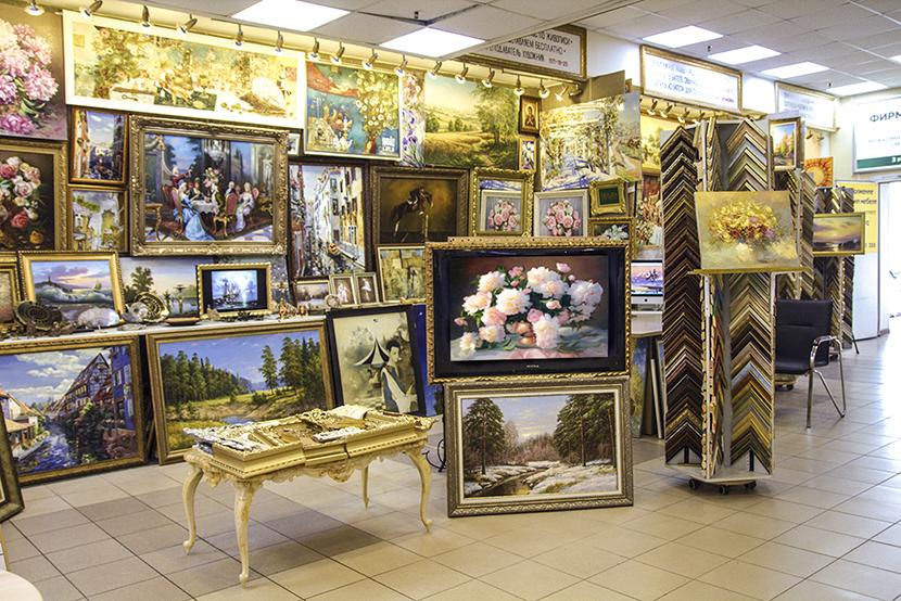 Купить картину в Санкт Петербурге