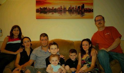 Жизнь челнинки в Канаде: знаменитый муж, трое детей и страшный диагноз