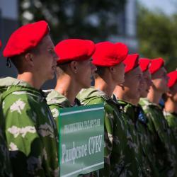 Команда Раифского спецучилища стала победителем федеральных военно-полевых сборов