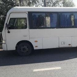В Татарстане задержали автобус с пьяным водителем