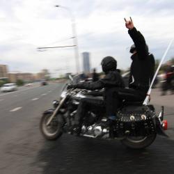 В ГИБДД Нижнекамска прокомментировали сообщения об избиении мотоциклиста инспекторами