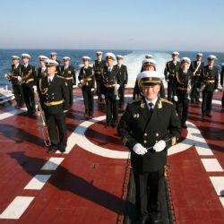 Оркестр Тихоокеанского флота откроет фестиваль