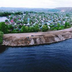 Прорыв дамбы в Нижнекамске нанесет ущерб в 18 млрд рублей