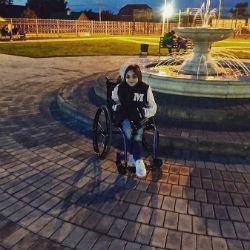 Челнинскому бьюти-блогеру вернули украденную инвалидную коляску
