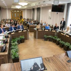 Представлен новый руководитель городской дирекции парков и скверов