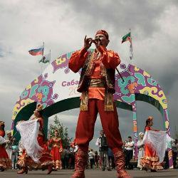 Татарстан может запатентовать «все, что связано с Сабантуем»