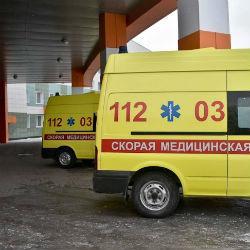 15-летний велосипедист получил травму головы в ДТП с иномаркой в Казани