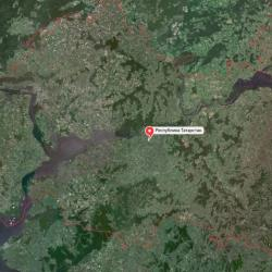 Для 3D-модели Татарстана проведена аэросъемка всей территории республики