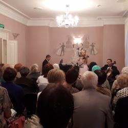 Филармонический музыкально-литературный лекторий открыл свой концертный сезон