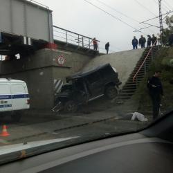 Погибший в Казани водитель «Гелендвагена» не был его владельцем (ВИДЕО)