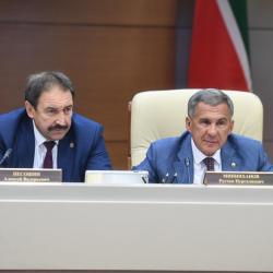 Рустам Минниханов пообещал непростой 2019 год