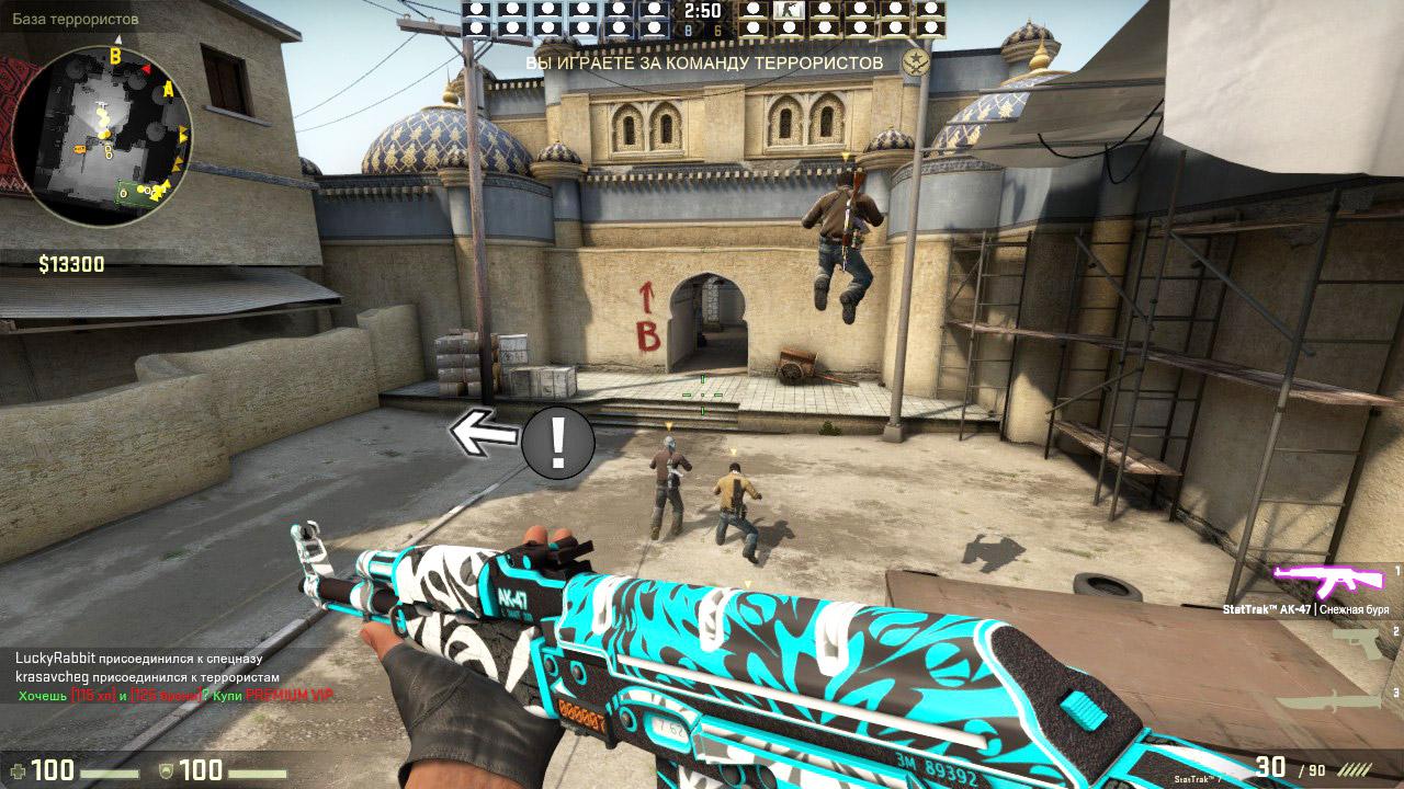 Counter Strike CS: GO – не игра, а реальный батл