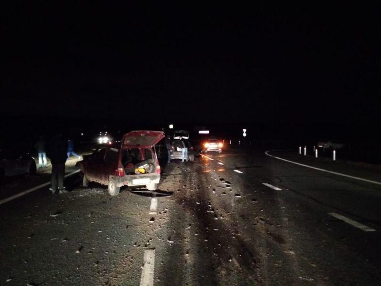 В Елабуге женщина-водитель без прав скончалась после лобового столкновения с иномаркой (ФОТО)