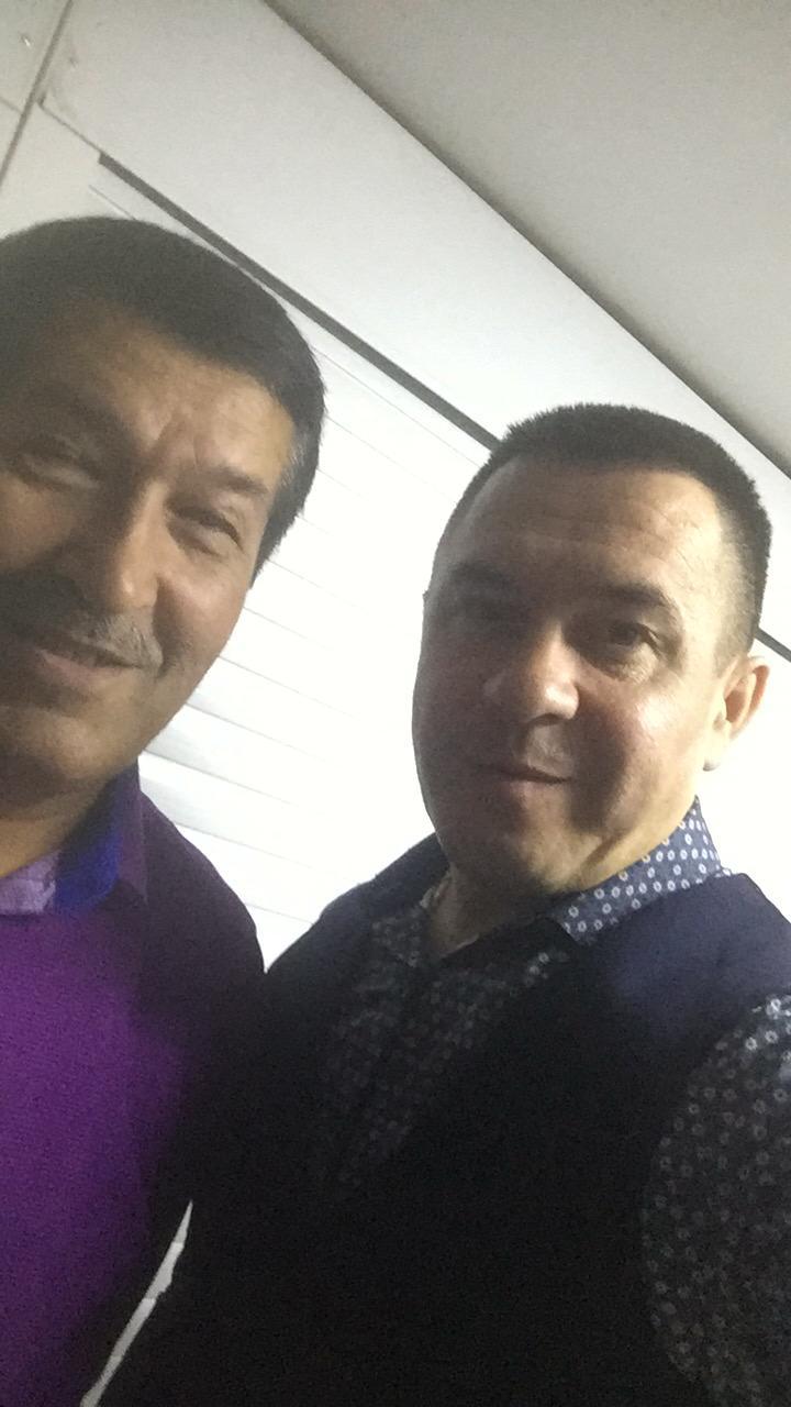 Баянист Салавата Фатхутдинова Шафагат Салихов погиб в ДТП