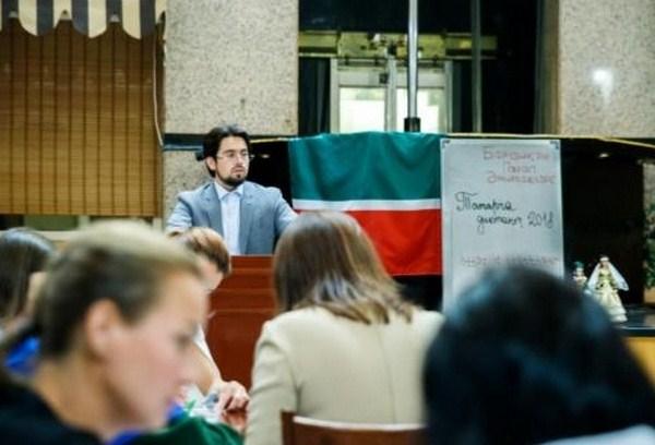 В Объединенных Арабских Эмиратах прошел «Татарча диктант»